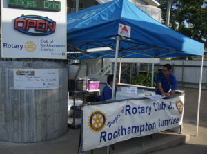 Rotary Club of Rockhampton Sunrise