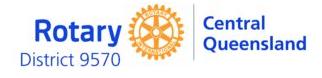 Rotary 9560