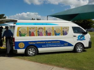 Rotary Club of Rockhampton North